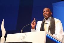 Allocution du lauréat de la session 2020, Biram Dah Abeid, « Prix du Courage »