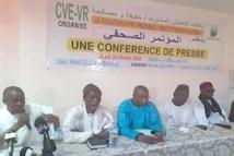 Mauritanie: la CVE/VR appelle à sauver la Mauritanie du danger de division