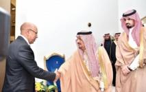 Ghazouani en Arabie Saoudite : cinq ministres font le déplacement
