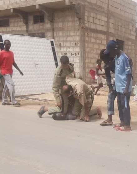 Mauritanie : quand une image à la George Floyd crée la polémique