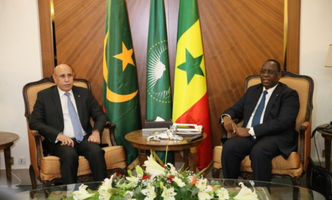 Réouverture des frontières : Macky et Ghazouani s'accordent