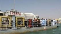 Rosso : arrestation d'un sierra léonais caché sous les bagages d'un venant du Sénégal