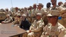 Le ministre de la défense : « l'école interarmes d'Atar va être transformée en une académie militaire »