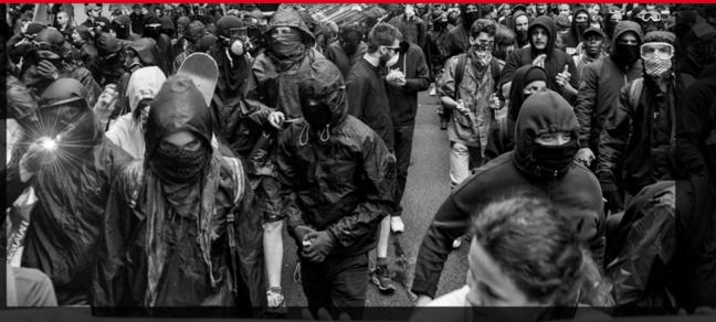 Le noir, étendard de la radicalité