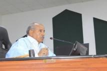 Le président de l'assemblée nationale annonce une concertation globale sur les grandes questions nationales