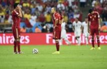 L'Espagne en pleine crise! (0-2)