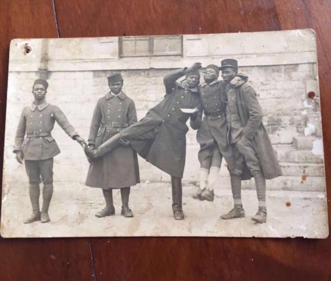 Oui, le soldat Diallo, grand-père de Black M, a bien combattu en 39-45