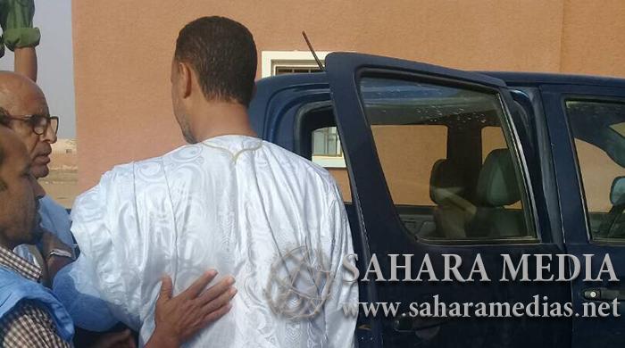 O. Gadda déféré à la prison pour meurtre