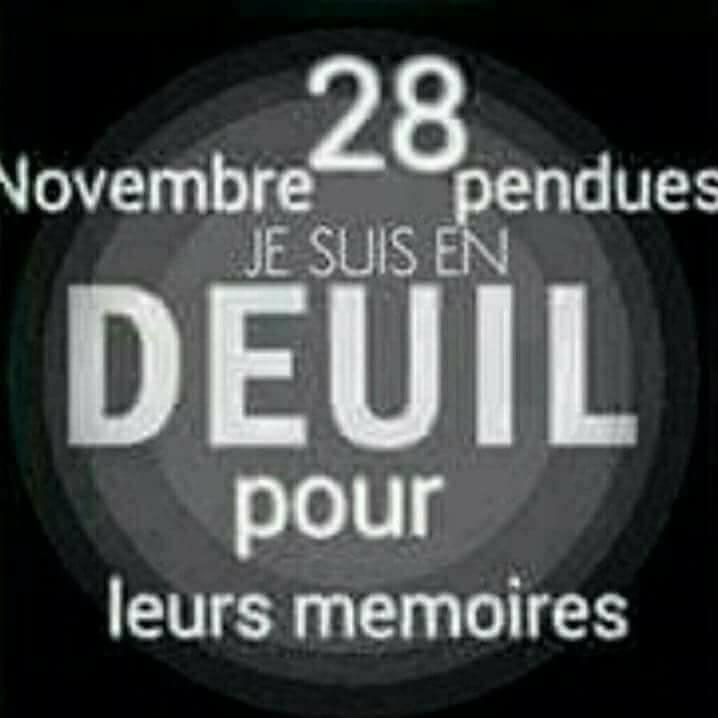La Mauritanie en deuil