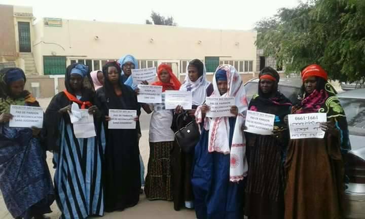 Les flam condamnent l'arrestation  humiliante des veuves et orphelins