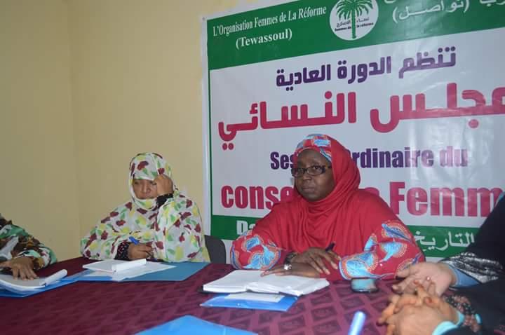 """Mauritanie : les femmes de la réforme condamnent la """"répression"""" de Kaédi"""