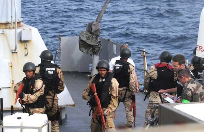 Mauritanie : des gardes-côtes se plaignent du retard de leurs salaires