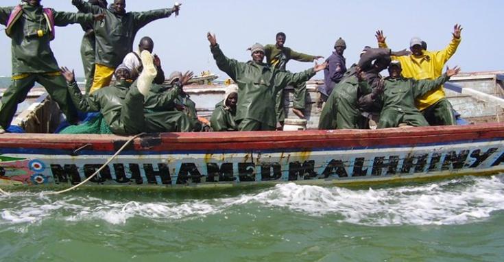 Le président mauritanien invité par les pêcheurs de « Guet N'Dar » à les visiter