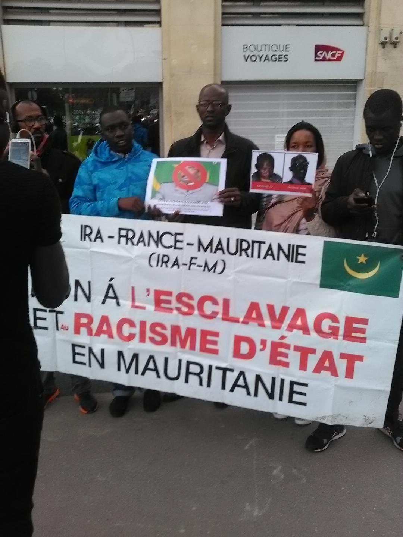 L'esclavage et les discriminations sevisent  toujours en Mauritanie!L'heure est grave