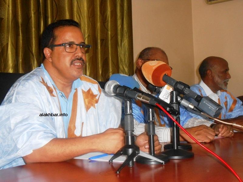 Le sénateur Hanena: L'opposition traite avec nous comme une structure constitutionnelle existante (Vidéo)
