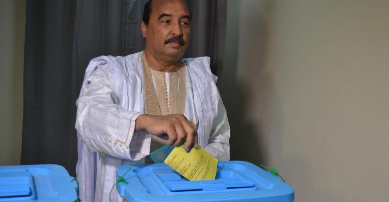 Mauritanie : des voix politiques et religieuses pour un 3e mandat d'Abdel Aziz