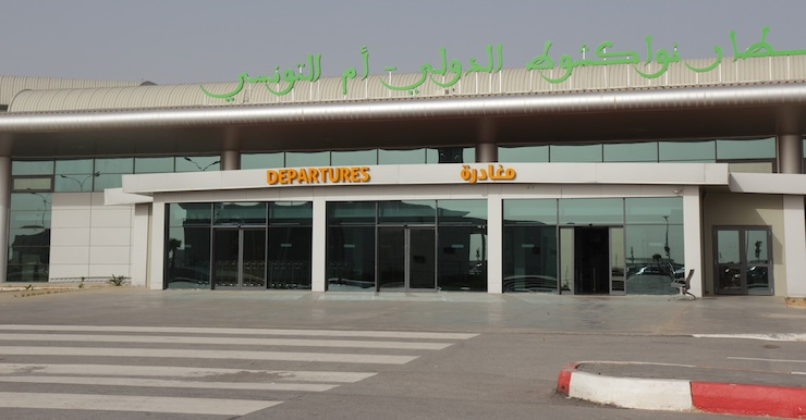 L'aéroport international de Nouakchott aux mains des Emiratis