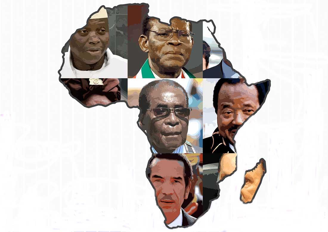 Le paradoxe des présidents africains