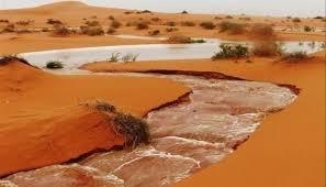 Mauritanie : Quelques hauteurs de pluie sur 4 régions