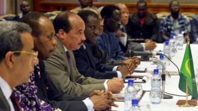 L'attaque du QG du G5 Sahel a touché le cœur de la force, selon le président Aziz (Entretien sur France24)