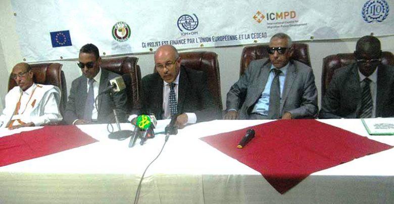 La Mauritanie à la recherche de financement pour son programme de lutte contre la traite des personne