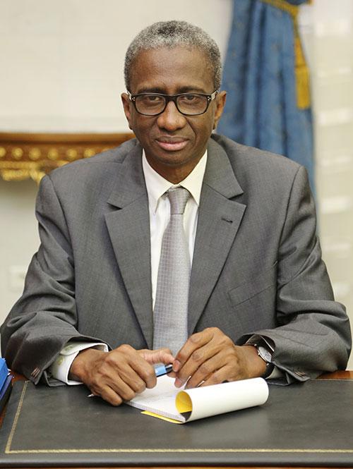 Mamadou Bathia président du Conseil Constitutionnel