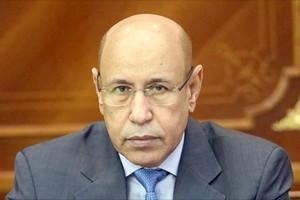 Un décret présidentiel modifie le nom de Ould El Ghazouani (détails) Un décret présidentiel modifie le nom de Ould El Ghazouani (détails)