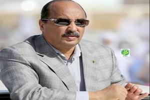 Ould Abdel Aziz : Je n'ai pas deésigné de candidat à la présidence, il s'est présenté lui-même (vidéo)