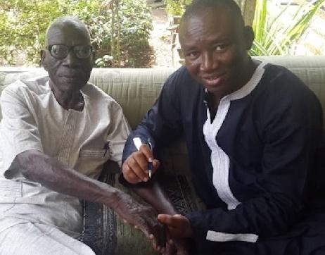 Bios Diallo : « Bernard Dadié, le stylo, l'arme et l'honneur ! »