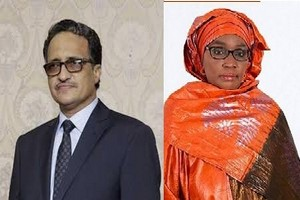 Kadiata Malick Diallo répond au tweet de l'ambassadeur mauritanien à Londres sur son retrait de l'opposition
