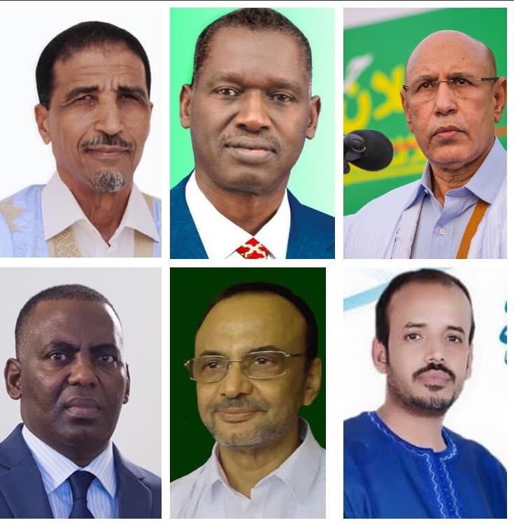 Le Conseil constitutionnel rend public la liste provisoire des candidats à l'élection présidentielle