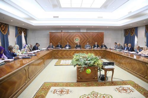 Communiqué du Conseil des Ministres du Jeudi 09 Mai 2019