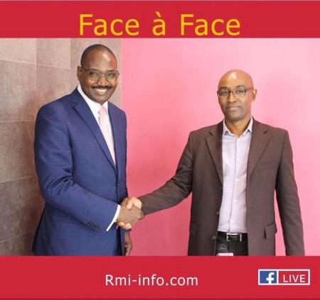 (VIDEO) Face à Face avec Issa Diawara (Pour Ghazouani) et El Hadj Fall (pour Dah Abeid)