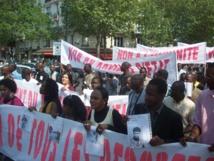 Bureau du Cadre de Concertation des Rescapés Mauritaniens En Europe (CCR Europe).