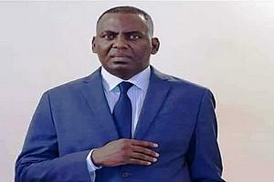 Le candidat Dah Birama Abeid présidence un meeting électoral à Zouérate