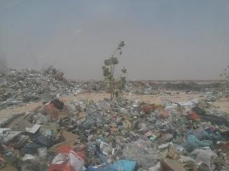 Chaleur et ordures, Nouakchott étouffe!