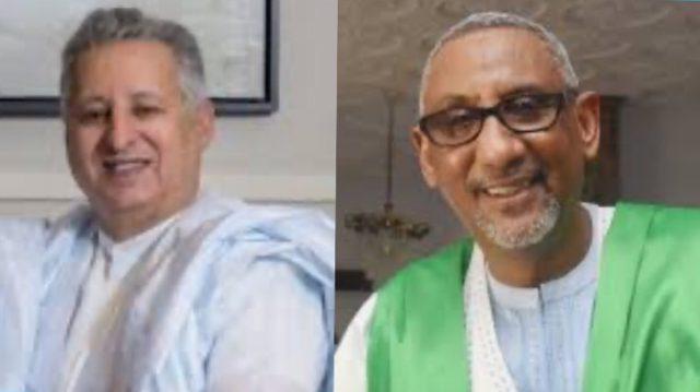 Mauritanie: Ghazouani en phase de gracier Imam Chafi et Bouamatou