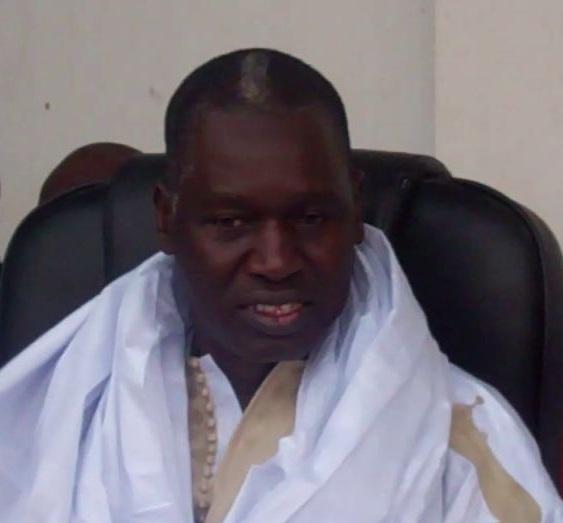 Mauritanie: Kane Hamidou Baba reçu par le président Ghazouani
