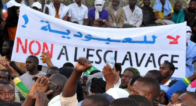 Abolir l'esclavage et le racisme en Mauritanie !