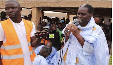 Mauritanie: Crise au sein du CVE, Kane Hamidou Baba conserve son titre