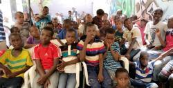 """Entretien avec le rappeur ABsen Mangane : """"il faut qu'on avance , qu'on construise une Mauritanie riche en culture."""""""