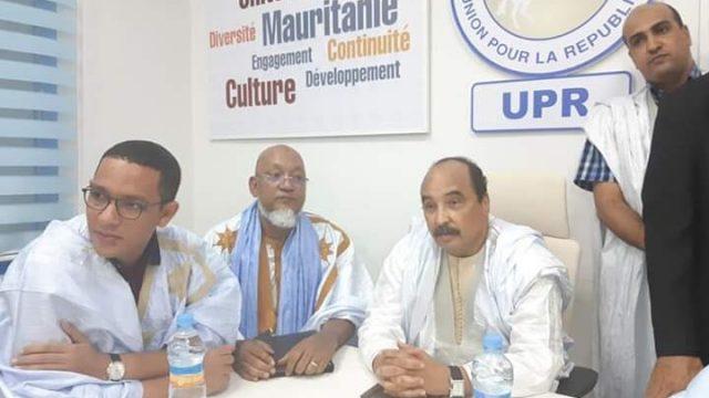 Mauritanie: Réunion d'urgence de l'UPR