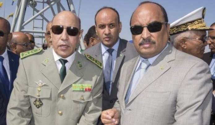 Mauritanie : le torchon brûle entre le président Ould Ghazouani et Ould Abdel Aziz