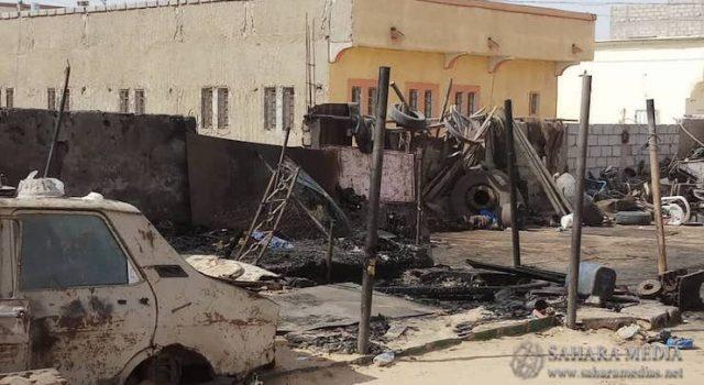 Nouakchott : incendie meurtrier à Dar Naim, une intervention des pompiers jugée tardive