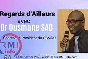 Vidéo. Regards d'Ailleurs avec Dr Ousmane SAO