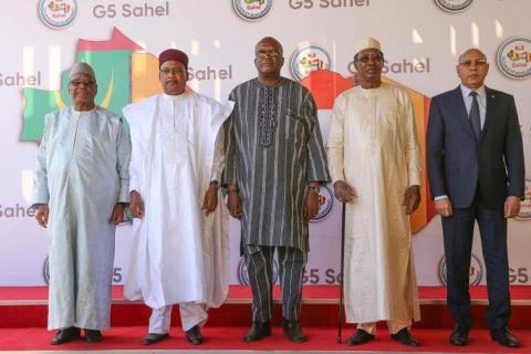 Début des travaux du Sommet du G5 Sahel à Nouakchott