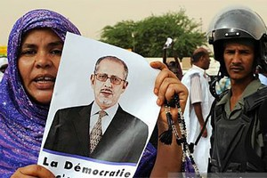 Ce que Sidi O. Cheikh Abdallahi a dit au président Ghazouani