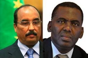 Biram Dah ABEID se défend d'être une fabrication de l'ancien président Mohamed Ould Abdel Aziz