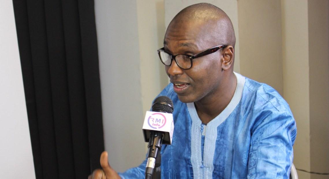 Entretien de RMI avec Docteur Sao Ousmane : « le prochain pari du gouvernement actuel serait celui de la lutte pour l'emploi et de la lutte contre la pauvreté. »