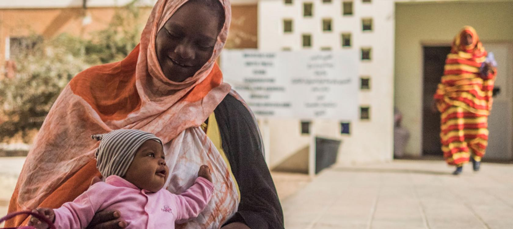 La mortalité maternelle en Mauritanie parmi les plus élevées en Afrique de l'Ouest